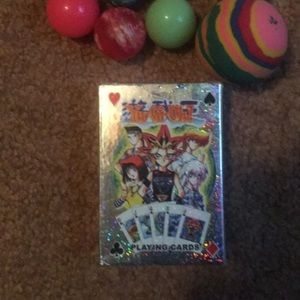 Yu-Gi-Oh! Playing Cards